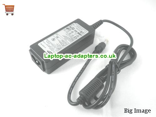 Discount Samsung 19v AC Adapter, Samsung 19v Laptop Ac Adapter In Stock SAMSUNG19V2.1A40W-5.5x3.0mm