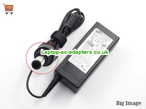 SAMSUNG ADP-60ZH Adapter, SAMSUNG ADP-60ZH AC Adapter, Power Supply, SAMSUNG ADP-60ZH Laptop Charger