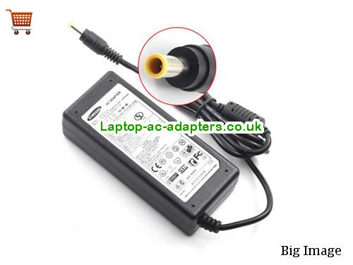 3.42A 19V Laptop AC Adapter SAMSUNG19V3.42A65W-5.5x3.0mm