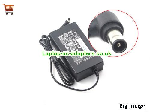 Discount Samsung 24v AC Adapter, Samsung 24v Laptop Ac Adapter In Stock SAMSUNG24V2.5A60W-6.4x4.4mm