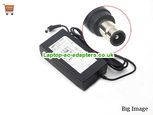 Discount Samsung 24v AC Adapter, Samsung 24v Laptop Ac Adapter In Stock SAMSUNG24V2.625A63W-6.4x4.4mm