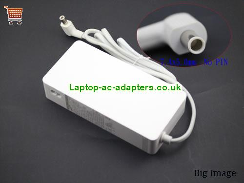 Samsung Laptop AC Adapter 24V 7.5A 180W  SAMSUNG24V7.5A180W-7.4x5.0mm-W