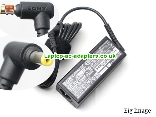 Discount SONY 10.5V  3.8A  Laptop AC Adapter, low price SONY 10.5V  3.8A  laptop charger