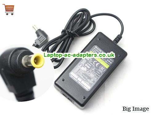 Discount Sony 30w Laptop Charger, Sony 30w Laptop Ac Adapter In Stock SONY12V2.5A30W-5.5X3.0mm