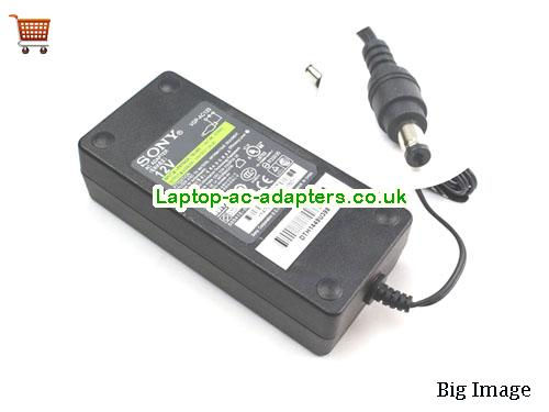 SONY VGP-AC120 Adapter, SONY VGP-AC120 AC Adapter, Power Supply, SONY VGP-AC120 Laptop Charger