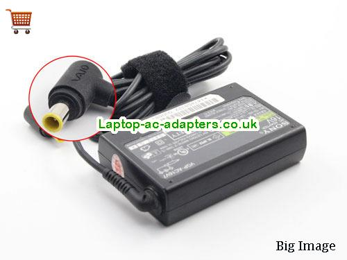SONY VGP-AC16V11 Adapter, SONY VGP-AC16V11 AC Adapter, Power Supply, SONY VGP-AC16V11 Laptop Charger