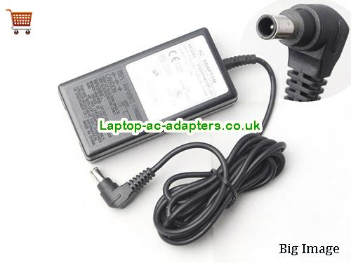 Discount Sony 16v AC Adapter, Sony 16v Laptop Ac Adapter In Stock SONY16V2.8A40W-6.5x4.0mm