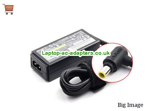 Discount Sony 16v AC Adapter, Sony 16v Laptop Ac Adapter In Stock SONY16V2.8A40W-6.5x4.4mm