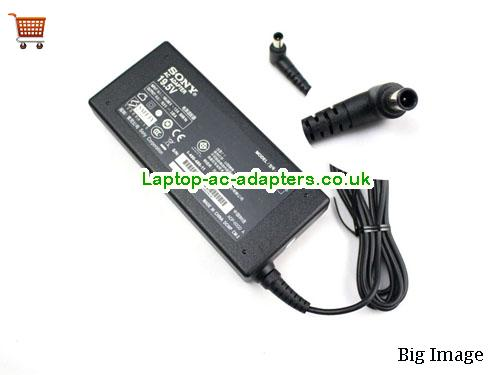 3.05A 19.5V Laptop AC Adapter SONY19.5V3.05A59W-6.5x4.4mm