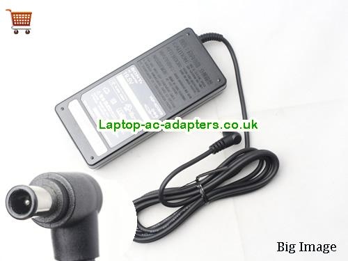 Discount Sony 19.5v AC Adapter, Sony 19.5v Laptop Ac Adapter In Stock SONY19.5V4.7A92W-6.5x4.4mm-GS
