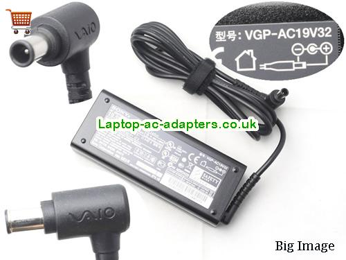 Discount Sony 19.5v AC Adapter, Sony 19.5v Laptop Ac Adapter In Stock SONY19.5V4.7A92W-6.5x4.4mm-VAIO