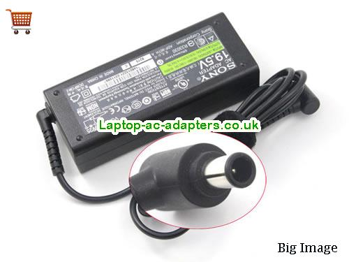 SONY VGN-SZ54B/B Adapter, SONY VGN-SZ54B/B AC Adapter, Power Supply, SONY VGN-SZ54B/B Laptop Charger