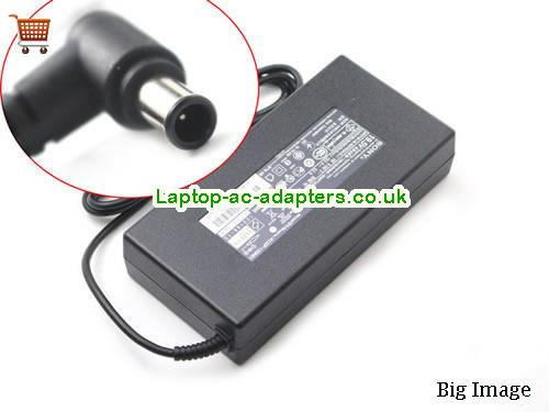 Discount Sony 19.5v AC Adapter, Sony 19.5v Laptop Ac Adapter In Stock SONY19.5V6.2A121W-6.5x4.4mm-NEW