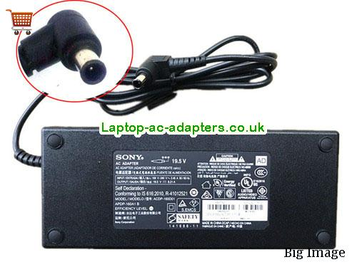 Discount Sony 19.5v AC Adapter, Sony 19.5v Laptop Ac Adapter In Stock SONY19.5V8.21A160W-6.5x4.4mm
