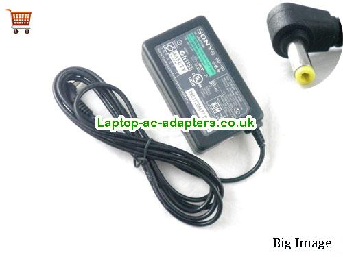 SONY PSP-100 Adapter, SONY PSP-100 AC Adapter, Power Supply, SONY PSP-100 Laptop Charger