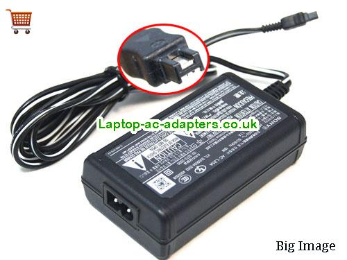 SONY DCR-DVD205E Adapter, SONY DCR-DVD205E AC Adapter, Power Supply, SONY DCR-DVD205E Laptop Charger