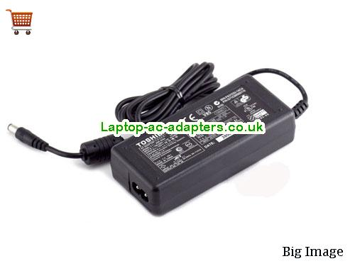 TOSHIBA M45-S165 Adapter, TOSHIBA M45-S165 AC Adapter, Power Supply, TOSHIBA M45-S165 Laptop Charger