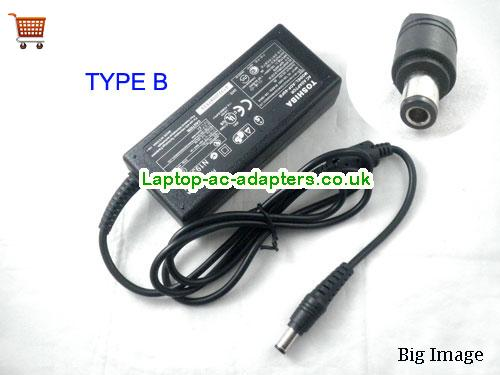 Discount TOSHIBA 15V  3A  Laptop AC Adapter, low price TOSHIBA 15V  3A  laptop charger