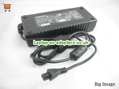 Discount TOSHIBA 15V  8A  Laptop AC Adapter, low price TOSHIBA 15V  8A  laptop charger