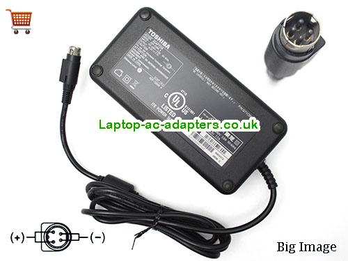7.7A 19.5V Laptop AC Adapter TOSHIBA19.5V7.7A150W-4PIN