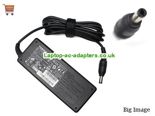TOSHIBA PA-1750-09 Adapter, TOSHIBA PA-1750-09 AC Adapter, Power Supply, TOSHIBA PA-1750-09 Laptop Charger