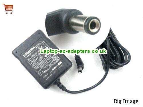 Discount Toshiba 15w Laptop Charger, Toshiba 15w Laptop Ac Adapter In Stock TOSHIBA5V3A15W-6.0x3.0mm