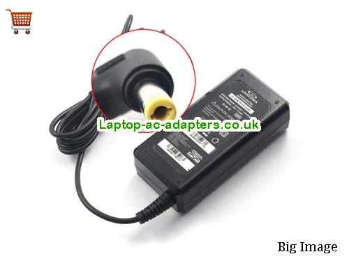 Unicoba Laptop AC Adapter 19V 3.42A 65W  UNICOBA19V3.42A65W-5.5x2.5mm