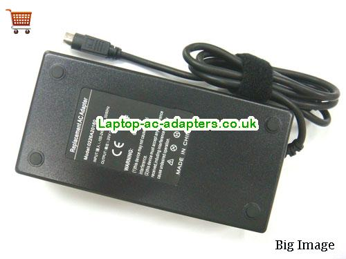 Viafine Laptop AC Adapter 20V 8A 160W 4PIN VIAFINE20V8A160W-4PIN