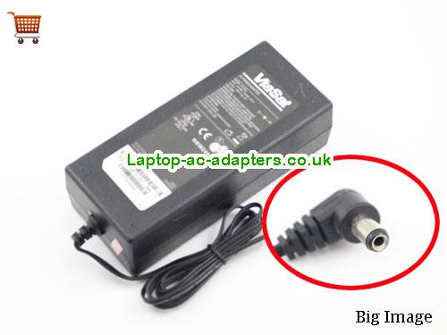 Viasat 1077422 ac power adapter 53v 2A VIASAT53V2A106W-5.5x2.1mm
