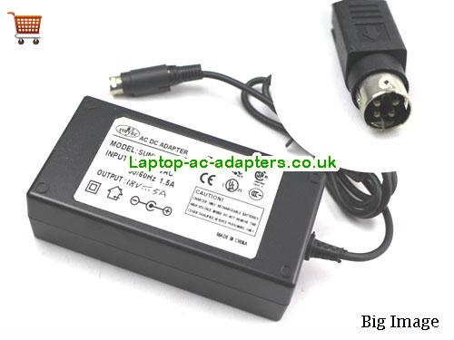Ac adapter for XINYUE 18V 5A SUNY-PD1805 90W supply power adapter 4PIN XINYUE18V5A90W-4PIN
