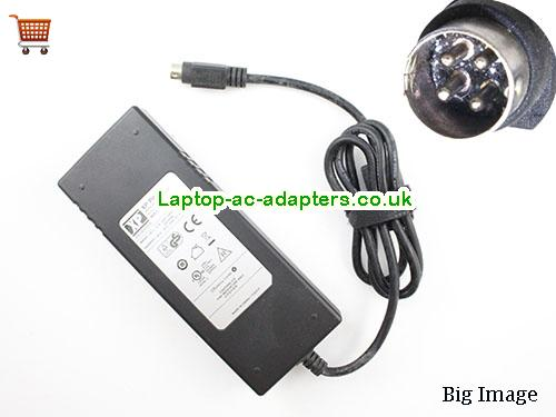 Genuine XP AEF120PS24 AC Adapter 24v 5.00A 120W Power Supply 4 pin XP24V5A120W-4PIN-SZXF