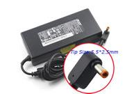 ACER 19V 7.1A AC Adapter, Laptop Charger, 135W Laptop Power Supply, Plug Size 5.5 x 2.5mm
