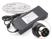 APD 24V 6.25A AC Adapter, Laptop Charger, 150W Laptop Power Supply, Plug Size 4PINmm