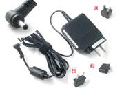 ASUS 19V 1.58A AC Adapter, Laptop Charger, 30W Laptop Power Supply, Plug Size 2.31 x 0.70mm