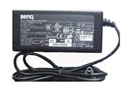 BENQ 24V 1.2A AC Adapter, Laptop Charger, 29W Laptop Power Supply, Plug Size 5.5*2.5mm