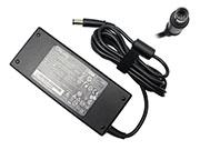 CHICONY 19V 3.95A AC Adapter, Laptop Charger, 75W Laptop Power Supply, Plug Size 7.4x5.0mm