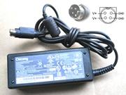 Chicony 19V 3.42A AC Adapter, Laptop Charger, 65W Laptop Power Supply, Plug Size