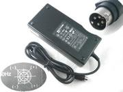DELTA 12V 12.5A AC Adapter, Laptop Charger, 150W Laptop Power Supply, Plug Size