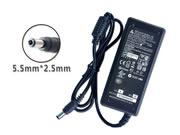 DELTA 12V 2.5A AC Adapter, Laptop Charger, 30W Laptop Power Supply, Plug Size 5.5 x 2.5mm