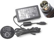 DELTA 12V 4.16A AC Adapter, Laptop Charger, 50W Laptop Power Supply, Plug Size