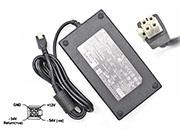 Delta 12V 4.6A AC Adapter, Laptop Charger, 55W Laptop Power Supply, Plug Size