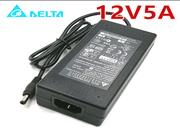 DELTA 12V 5A AC Adapter, Laptop Charger, 60W Laptop Power Supply, Plug Size 5.5 x 2.5mm