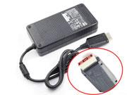Delta 19.5V 16.9A AC Adapter, Laptop Charger, 330W Laptop Power Supply, Plug Size