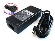 Delta 48V 0.917A AC Adapter, Laptop Charger, 44W Laptop Power Supply, Plug Size