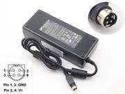 FSP 12V 12.5A AC Adapter, Laptop Charger, 150W Laptop Power Supply, Plug Size