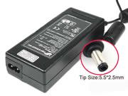 FSP 19V 4.74A AC Adapter, Laptop Charger, 90W Laptop Power Supply, Plug Size 5.5 x 2.5mm