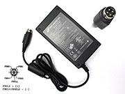 FSP 24V 2.5A AC Adapter, Laptop Charger, 60W Laptop Power Supply, Plug Size