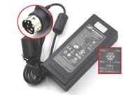 FSP 54V 1.66A AC Adapter, Laptop Charger, 90W Laptop Power Supply, Plug Size