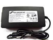 FSP 54V 2.22A AC Adapter, Laptop Charger, 120W Laptop Power Supply, Plug Size