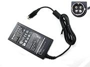HOIOTO 24V 2.7A AC Adapter, Laptop Charger, 65W Laptop Power Supply, Plug Size